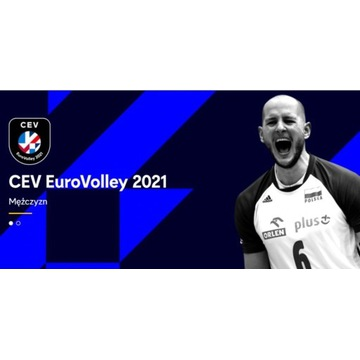 Bilet na dwa półfinaly CEV EUROVOLLEY 18.00