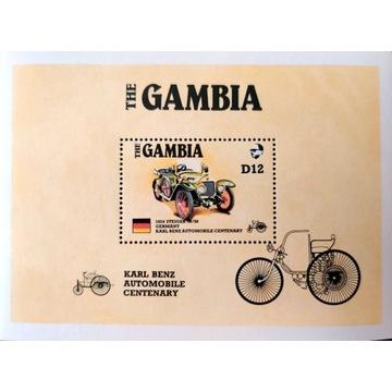 Motoryzacja - GAMBIA** 1986
