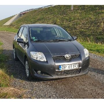 Sprzedam Toyota Auris 2007 rok 1,6 PB Salon Polska