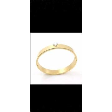 bransoletka złota V