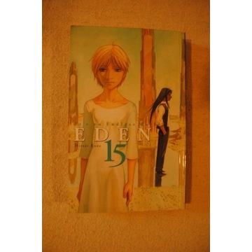 EDEN, IT'S AN ENDLESS WORLD! tom 15 od 1 zł manga