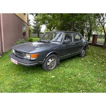 Saab 99 2.0 100 km 1984 Stan bdb