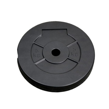 OBCIĄŻENIE 5kg krążek obciążnik talerz obciazenie