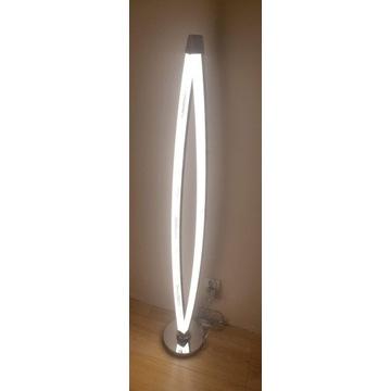 Lampa podłogowa LED wysoka 144cm XL  NOWA OKAZJA!