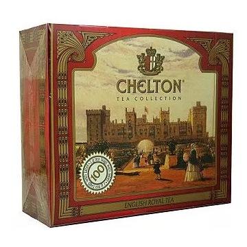 Herbata Chelton 2g x 100 torebek czarna