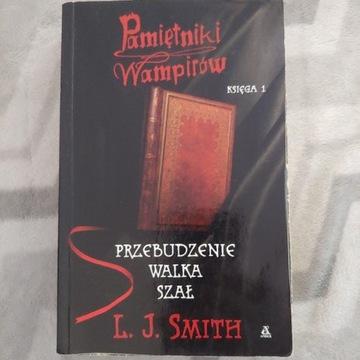 Pamiętniki Wampirów. Księga 1