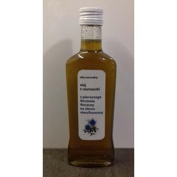 Olej z czarnuszki 200ml