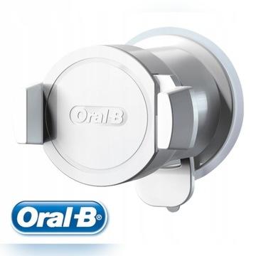 BRAUN Oral-B uchwyt na telefon, mocna przyssawka.