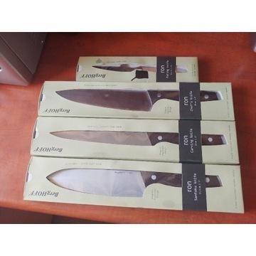 Noże Berghoff zestaw lub osobno.