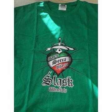 Koszulka WKS Śląsk Wrocław Lechia