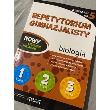 Repetytorium Biologia