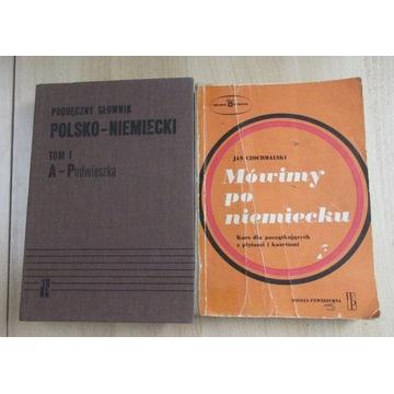 3 książki język niemiecki gramatyka słownictwo