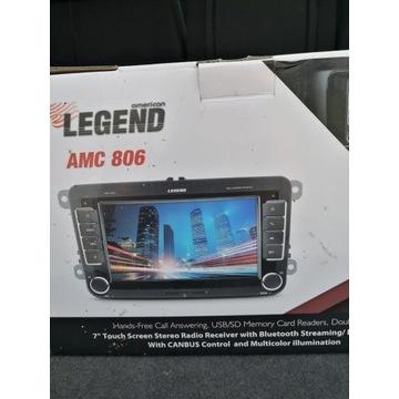 Radio Legend AMC 806 Zestaw Multimedialny