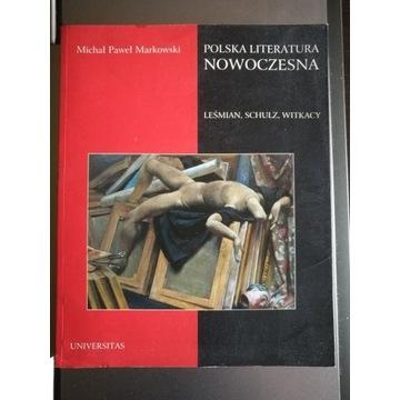 Markowski - Polska literatura nowoczesna