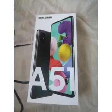 Samsung Galaxy A51 nowy