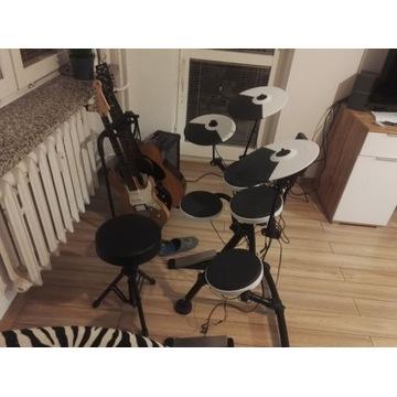roland td-1 k + pałki + krzesełko
