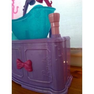 Mattel Barbie orginalna umywalka  toaletka