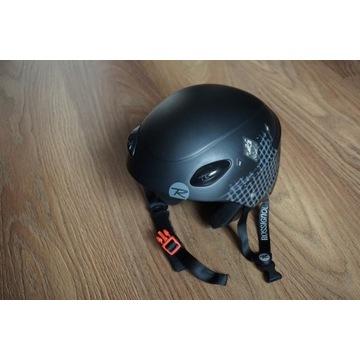 Kask narciarski ROSSIGNOL Toxic Black 50-52/53cm