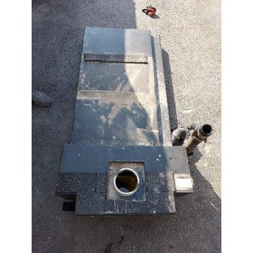 Zbiornik powiekszony ducato jumper boxer aluminiow