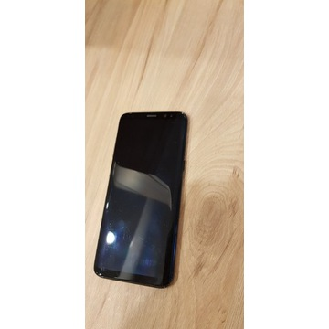 Samsung galaxy S8 czarny 64GB