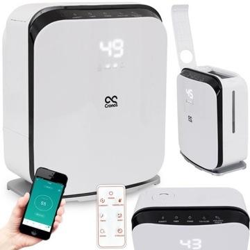 Nawilżacz ultradźwiękowy Cronos Foggy 3w1 + WiFi