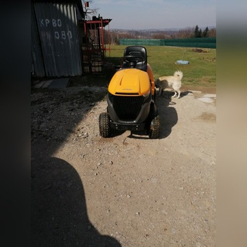 Traktorek stiga