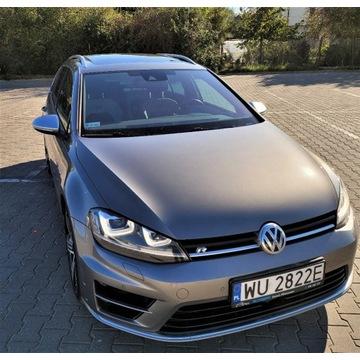 VW Golf 7R 300 KM Bezwypadkowy Krajowy FV Ceramika