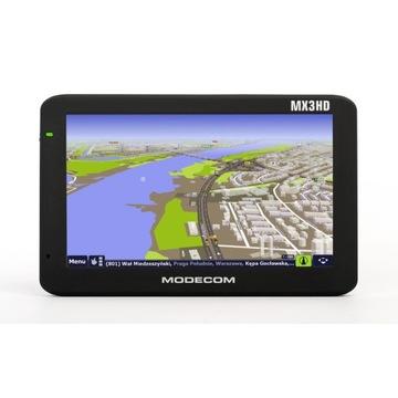 Nawigacja samochodowa MODECOM FreeWAY MX3 HD