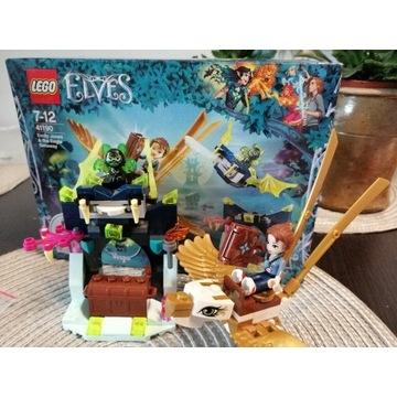 Lego Elves 41190 Emily Jones Ucieczka Orła