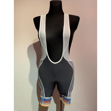Champion damskie spodenki na rower z szelkami r. M