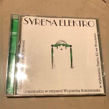 Syrena Elektro piosenki z lat 20-tych i 30-tych CD