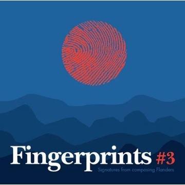 Flandria CD Fingerprints # 3  -50% nowa w folii