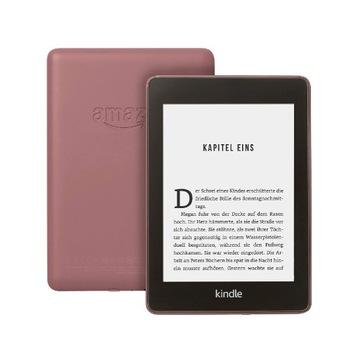 Nowy Kindle Paperwhite 4 - 8 GB różowy czytnik