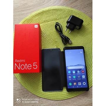 Redmi Note 5,4/64 GB ,6 cali,D/S,LTE,Android10,
