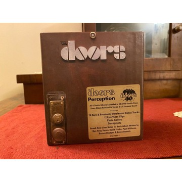 The Doors Box 6 Cd + 6 DVD