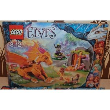 LEGO 41175 Elves Jaskinia Smoka Ognia