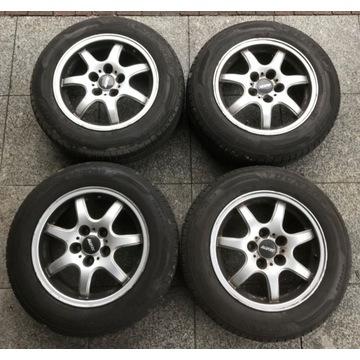 4x 195/65/R15 91H Dunlop BlueResponse 2019 5-6mm