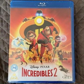 Iniemamocni 2/Incredibles 2 (ENG) BR Blu-ray