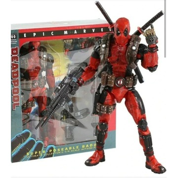 NECA figurka Deadpool kolekcjonerska 17cm X-Men