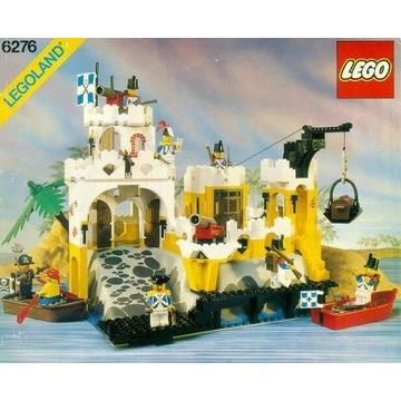 LEGO Piraci Eldorado Fortress 6276