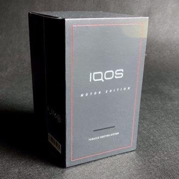 IQOS 3 Duo Motor Edition: seria limitowana, UNIKAT