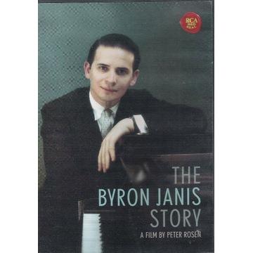 DVD BYRON JANIS STORY dokumentalny