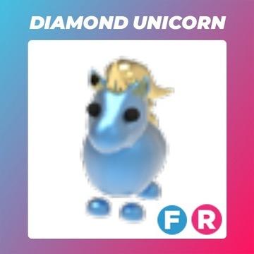 Roblox Adopt Me Diamond Unicorn FR