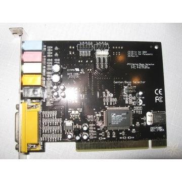Karta dźwiękowa CMI 8738 LX
