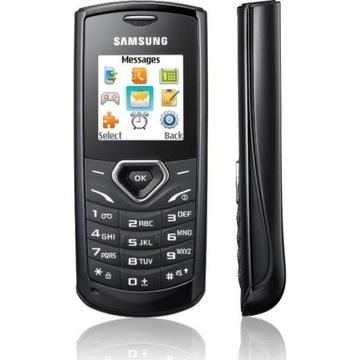 Samsung E1170 , Oryginał, GW12, Odporny, Głośny