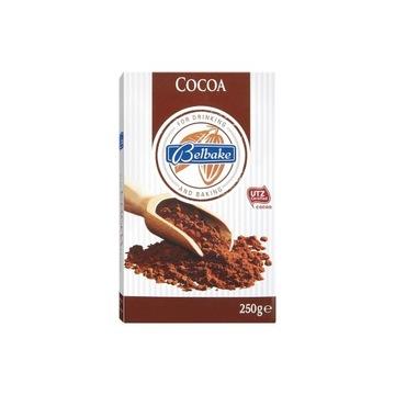 Kakao niemieckie Belbake certyfikat UTZ 250g