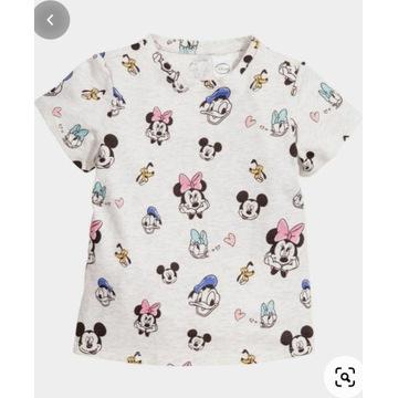 H&M koszulka dziewczęca r 92