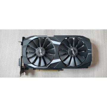 Grafika Asus DUAL RX580 GDDR5 RX 580 8GB
