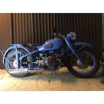 Motocykl Irbit