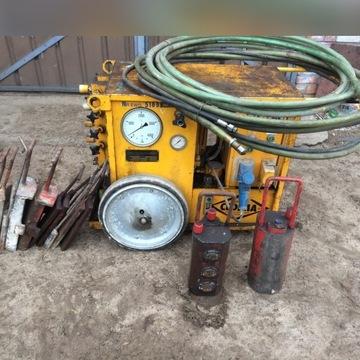 Urządzenie burzące do żelbetu CEDIMA SBB 3001